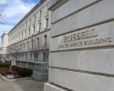 The Russell Senate Office Building could be renamed.